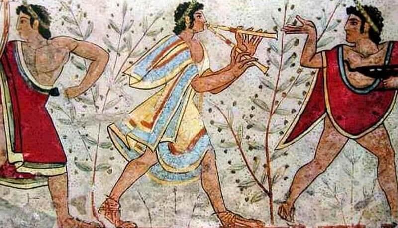 Cartina Dell Italia Al Tempo Degli Etruschi.Etruschi 2