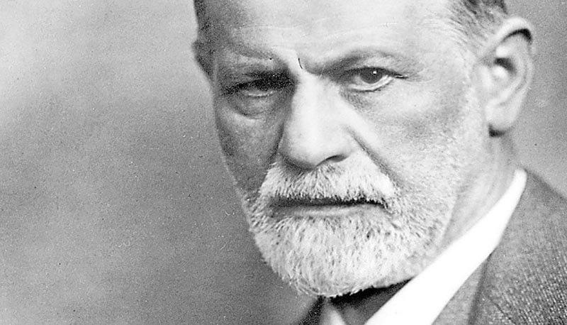 le teorie psicologiche di Sigmund Freud