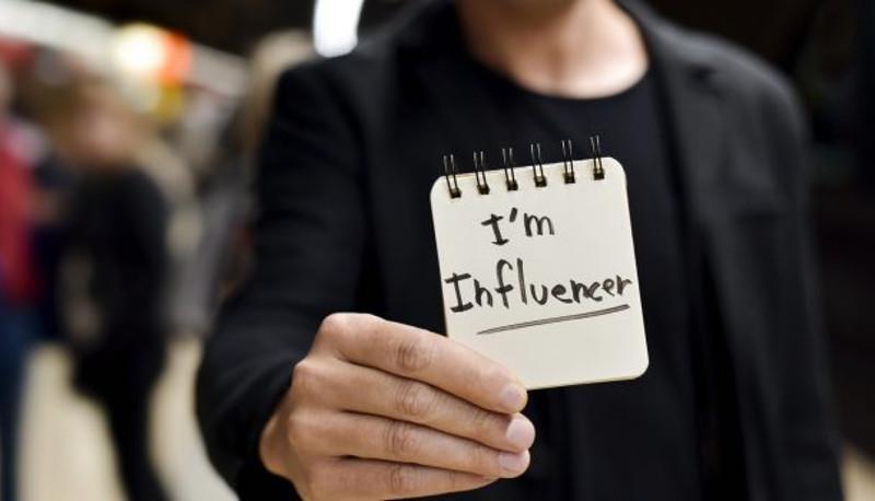 influencer e pubblicità