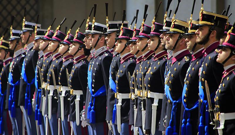 lauree forze armate