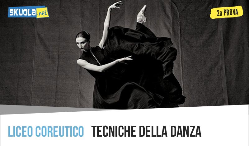 liceo coreutico: tecniche della danza
