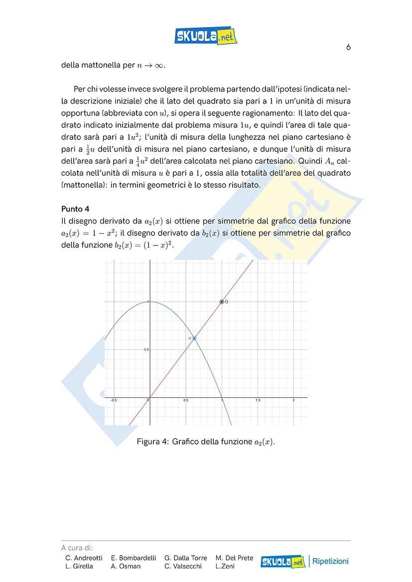 Soluzione completa Seconda prova matematica maturità 2018 ...