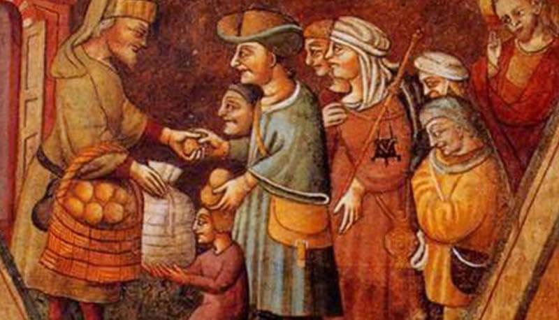 Medioevo - la figura del mercante e del banchiere