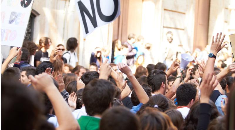 proteste maturità