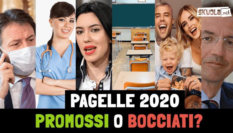 pagelle studenti 2020