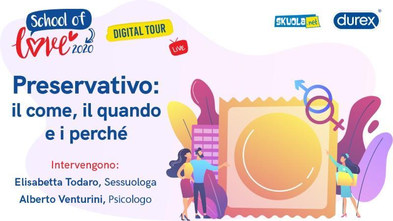 school of love digital tour