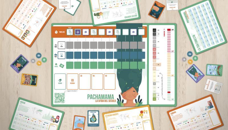pachamama gioco green