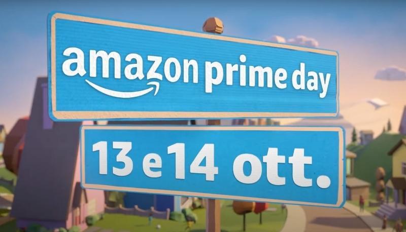 amazon prime day italia