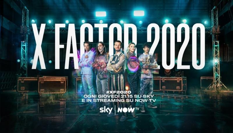 come rivedere x factor 2020