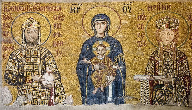 Risultati immagini per arte bizantina