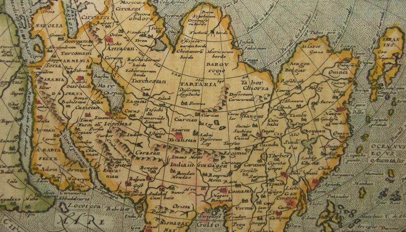 Asia Orientale Cartina Politica.Asia Orientale Territorio Fisico Storia E Popolazione