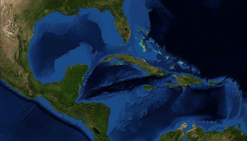 Cartina Fisica America Latina.America Latina Analisi Geografica Del Continente Latino Americano