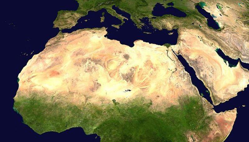 Cartina Italia E Africa.Africa Centrale E Meridionale
