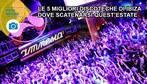 Le 5 migliori discoteche di Ibiza dove scatenarsi quest'estate