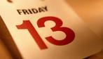 Venerdì 13, dalla superstizione è nata una vera e propria patologia