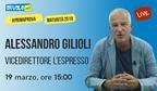 Maturità 2019: il totoesame del Vicedirettore de L'Espresso Alessandro Gilioli