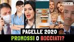 """I protagonisti del 2020 visti dagli studenti: ecco le """"Pagelle"""".  Conte promosso, plebiscito per sanità e famiglie"""