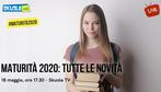 Maturità 2020: Skuola.net spiega live le novità su colloquio orale, crediti e protocollo di sicurezza