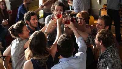 Startuppato: drink e startup per aperitivo