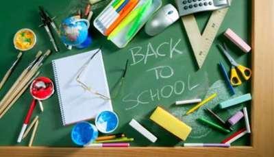 Primo giorno di scuola 2017: quando si torna a scuola