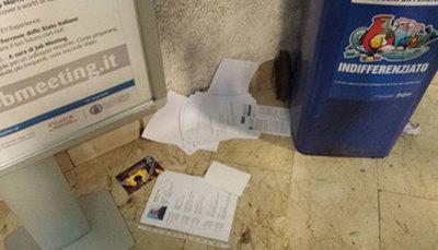 Curriculum nella spazzatura?Ecco come fare colpo