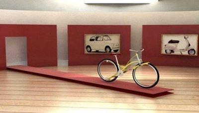 Arriva la bici da zaino per studenti cittadini