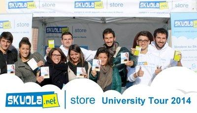 Skuola.net Store University Tour: 5mila grazie