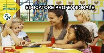 Educatore professionale: un laureato che lavora