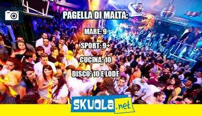 Vacanza a Malta: la pagella di Skuola.net