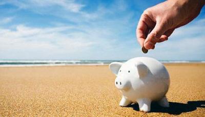 Risparmiare: 5 segreti per partire in vacanza