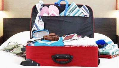 8 cose da mettere in valigia e da non dimenticare