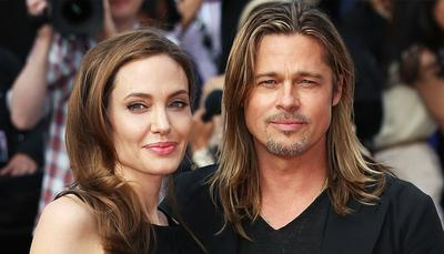 Jolie-Pitt, coppia al capolinea?