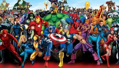 Se gli Avengers andassero all'università