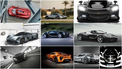 La top 10 delle auto da sogno più costose al mondo