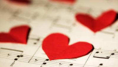 Le 5 canzoni da ascoltare a San Valentino
