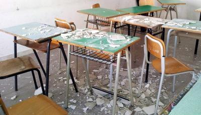 """Scuola """"pericolante"""": la metà degli edifici è a rischio"""