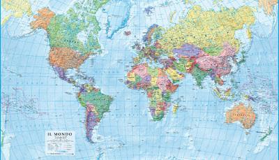 Geografia, la metà degli studenti non conosce l'Italia (figuriamoci il mondo)