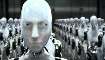 Due robot parlano fra loro in una lingua sconosciuta: esperimento bloccato