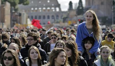 Manifestazione 9 Febbraio, studenti scendono in piazza: dove come e quando