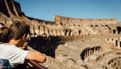 La gita al Colosseo? Si fa in realtà virtuale