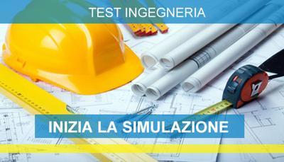 Test ingresso Ingegneria: simulazioni online