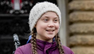 Greta Thunberg in Italia: il 19 aprile incontro con i giovani a Roma