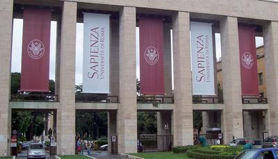 Università Sapienza chiusa per maltempo: caos nella mailing list