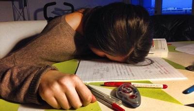 10 effetti collaterali degli esami sugli universitari