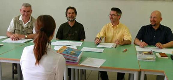 Materie commissari esterni maturità 2011