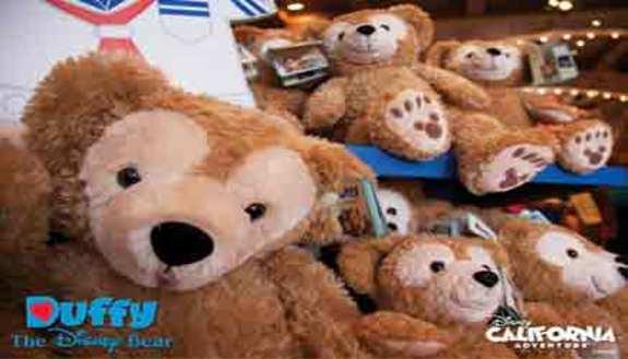 A Natale parto con Duffy!