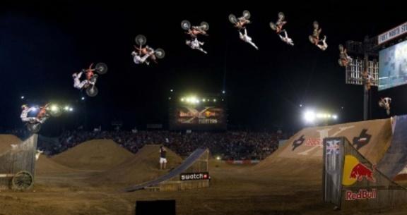 Red Bull X-Fighters: Skuola.net regala 100 biglietti