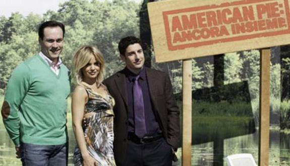 American Pie, esclusiva: i retroscena del set!