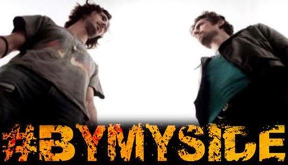 Flavio Parenti parla di #ByMySide, la web series