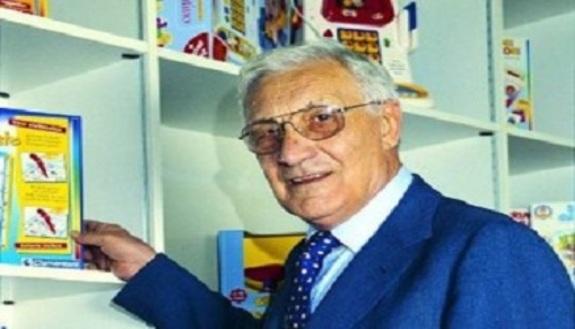 Muore Clementoni, il papà del Sapientino